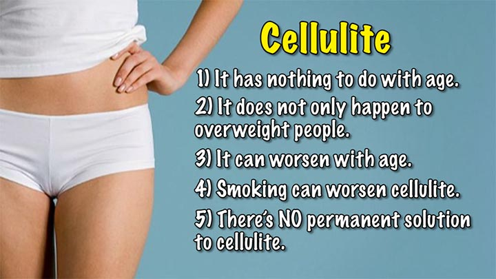Natural Ways To Get Rid Of Cellulite On Thighs Fast